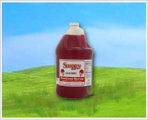 SnoCone Syrup - Cherry